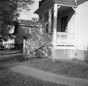 Här bodde vi i Laxå