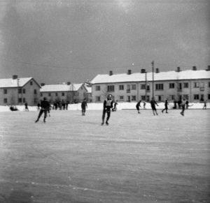 Bandymatch i Laxå